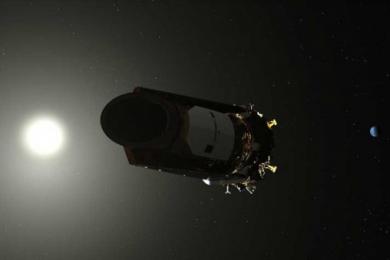 太空望远镜开普勒即将燃料耗尽