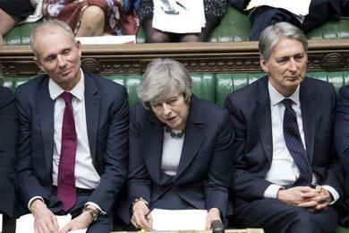 英脱欧协议再遭否决,或将面临两种选择