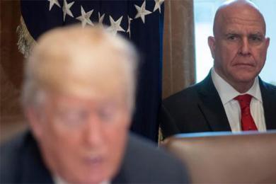 特朗普决定解除迈克,已经在物色新的人选