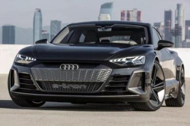 复联4钢铁侠座驾来袭,奥迪e-tron GT有望2020年量产