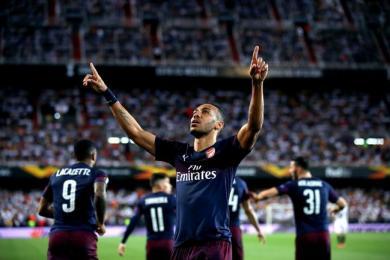 欧联杯-奥巴梅杨进3球 阿森纳以总比分7-3晋级决赛