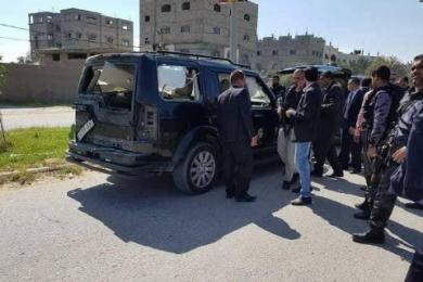 巴勒斯坦总理遇袭,不光遭枪击还被炮轰