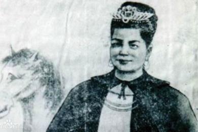 历史上的第一位巾帼英雄洗夫人生平事迹