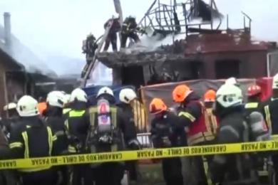 智利一架小型飞机坠毁,机上6人全部遇难