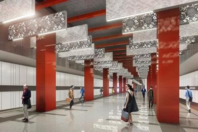 地铁修到老师家,这满满的中国风元素很惹火