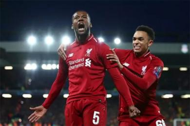利物浦4-0巴萨,半决赛天秀出奇迹完成惊天大逆转
