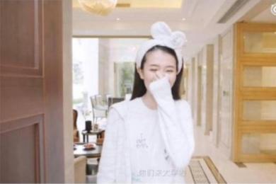 乔欣3亿豪宅曝光,网友感慨她的家竟如此气派