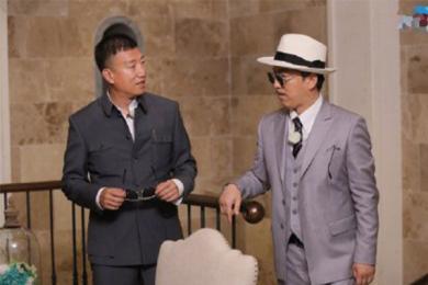 孙红雷调侃黄渤丑帅,村网通终于跟上时代脚步了,这俩兄弟感情是真的好!