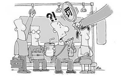 地铁喝咖啡被开罚单,市民观点不一有的赞同有的反对