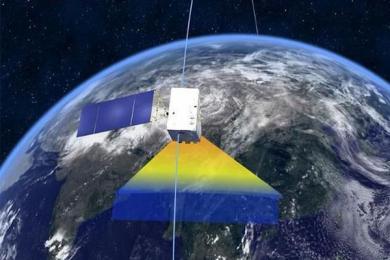 两颗天眼正式上岗,天基对地观测能力再提升一个档次