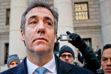 """特朗普前律师被判刑,他的""""愚忠""""让他走向了""""黑暗"""""""