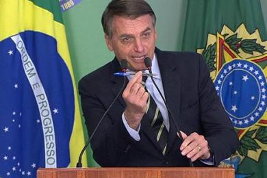 巴西右翼总统宣布放宽枪支限制,破罐破摔真能拯救公共安全?