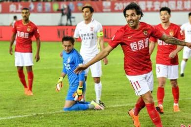 恒大2-0济州联,名列G组积分榜榜首
