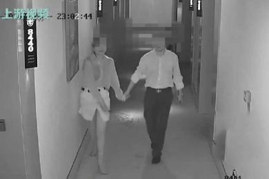 国企总监与美女开房 张贵让女子应聘服务员拷贝不雅视频被判25年