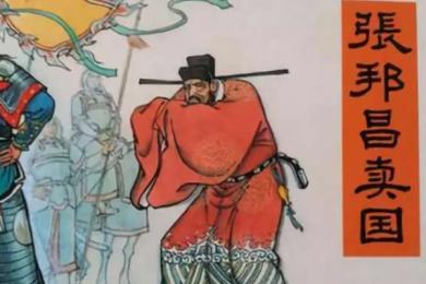 伪楚皇帝张邦昌仅当一个月皇帝结局却是凄惨的,张邦昌生平简介
