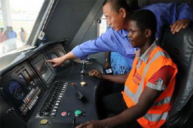 中国标准落地非洲,中国铁路技术再次得到肯定