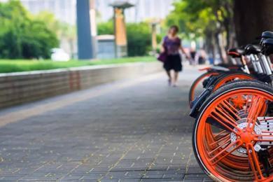 广州回收摩拜单车,回炉再造后将再次进入市场