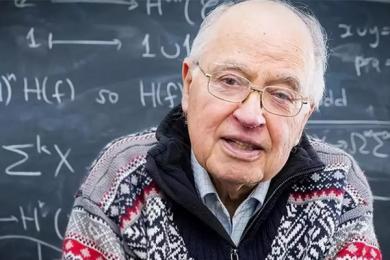 数学家阿蒂亚去世,生前荣获诸多殊荣