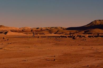 NASA开始积极搜寻火星登陆点信息