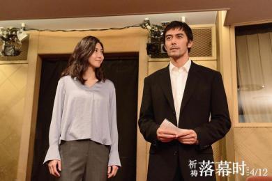 日本知名作家东野圭吾电影《祈祷落幕时》一错误激活隐情