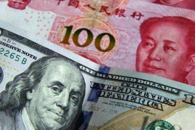 人民币连续六日下调,突破今年低位水平