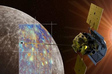 日媒称日欧联合水星探测器预计于10月发射