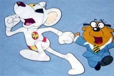 神勇小白鼠再次回归,你的童年回忆杀来了