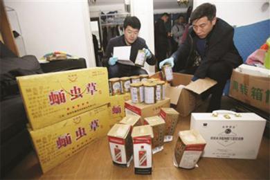 眼药水卖1.2万,售假团伙被警方成功捣毁