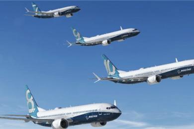 波音737MAX复飞无望,美航将取消多个航班