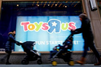 玩具反斗城拟关店,美国3万人将面临失业