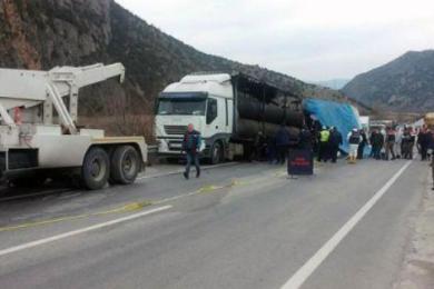 土耳其大巴车追尾,至少造成13人死亡20人受伤